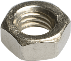 Click-Fit M6 Stainless Steel Nut