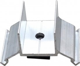 Dome Solar Iso-Solar Rail Support 1