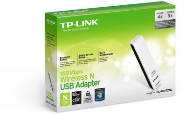 TP Link Wi-Fi Adapter TL-WN721N