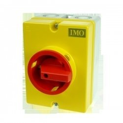 IMO AC Isolator 20A 3 Pole