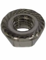 M8 Nut - serrated flange 100-0721