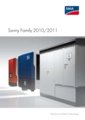 SMA Catalogue 2010-2011