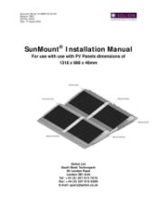 Installation Manual MK3 1
