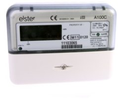 Elster Single Phase Total Generation Meter Terminal Extender Cover
