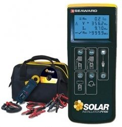 Seaward PV100 Solar Installation Test Kit